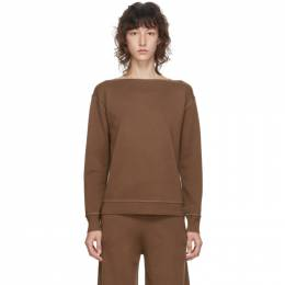 Max Mara	 Brown Uniparo Sweater 13660409000 12020
