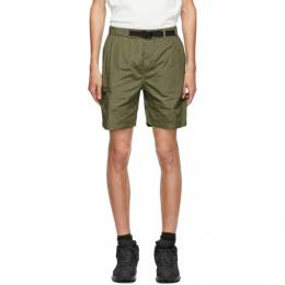 Norse Projects Green Luther GMD Shorts N35-0569