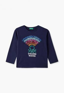 Лонгслив United Colors of Benetton 3096C14S7
