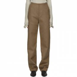 Toteme Beige Alaior Trousers 203-210-718