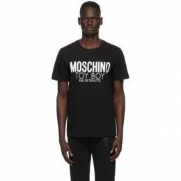 Moschino Black Toy Boy T-Shirt 0703 7038