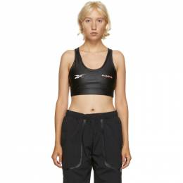 Misbhv Black Reebok Edition Sports Bra FT6008