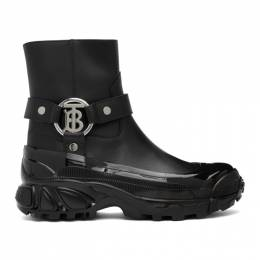 Burberry Black Mallory Boots 8025033