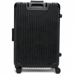 Black Trolley Suitcase Master-Piece Co 505000-cm
