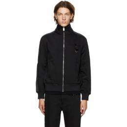 1017 Alyx 9Sm Black Track Top-1 Jacket AAMSW0059FA01.F20