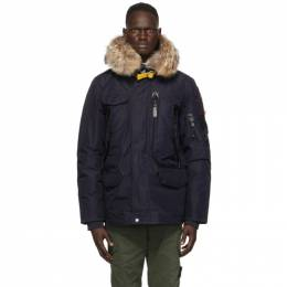 Parajumpers Navy Down Right Hand Jacket PM JCK MA03