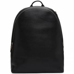 Paul Smith Black Striped Strap Backpack M1A-5489-A40009