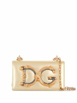 Dolce and Gabbana сумка через плечо DG Girls BI1416AW121