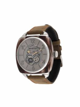 Наручные часы Streamliner Skeleton 40 мм 201042SABR2BR Briston Watches