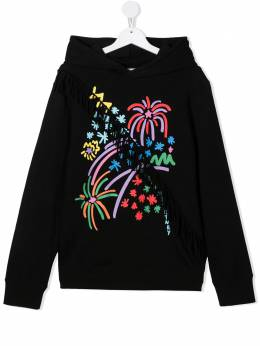 Stella Mccartney Kids худи с принтом 601164SPJ98
