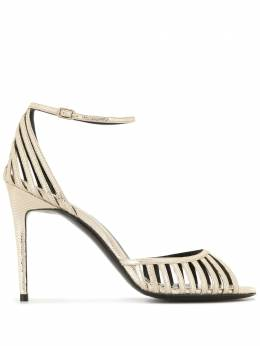 Pierre Hardy Cage stiletto sandals UL04