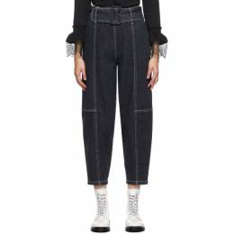 See by Chloe Blue Cocoon Jeans CHS20ADP02151