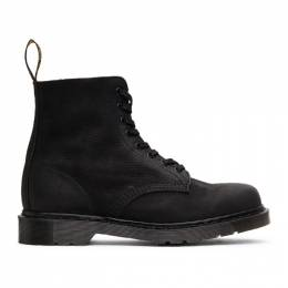 Dr. Martens Black Made In England Titan 1460 Pascal Boots 25574001
