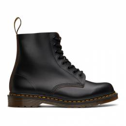 Dr. Martens Black Made In England 1460 Boots 12308001
