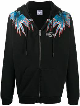 Marcelo Burlon County Of Milan худи с принтом Wings CMBE001F20FLE0041040