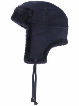 Paul Smith fur-trimmed trapper hat M1A531FEH603