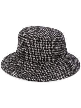 Dolce and Gabbana houndstooth bucket hat GH641AFMMF7