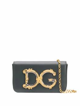 Dolce and Gabbana сумка через плечо DG Girls BB6885AW576