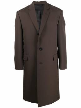 Lemaire single breasted coat X203CO147LF483