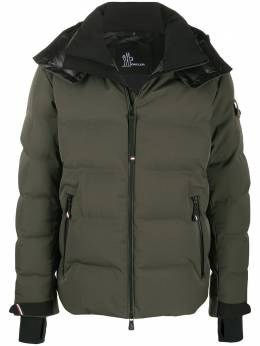 Moncler Grenoble hooded down jacket F20971A5164053066