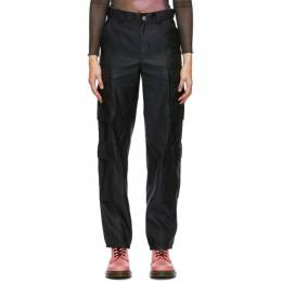 Marc Jacobs Black Heaven by Marc Jacobs Pocket Trousers P1000051