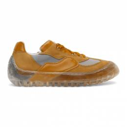 A-Cold-Wall Tan Suede 180 Strand Sneakers ACWUF003B