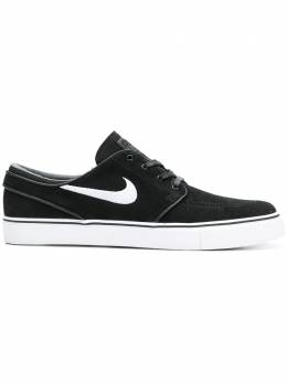 Nike logo lace-up sneakers 333824067