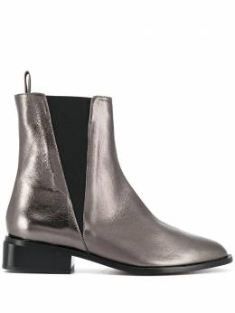Clergerie metallic ankle boots XAB