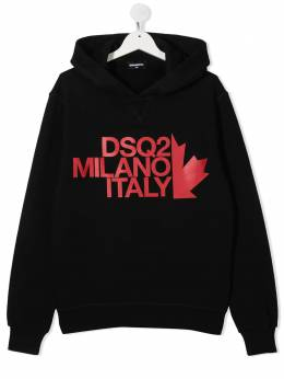 Dsquared2 Kids худи Milano DQ049ND002G