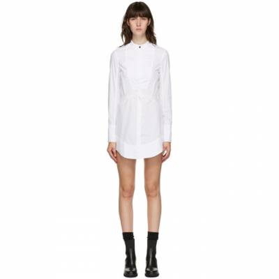 Rag & Bone White Victorine Short Dress WAW20F30593M59 - 1