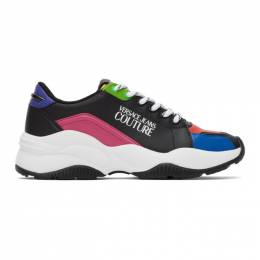 Versace Jeans Couture Multicolor Extreme Sneakers EE0YZBSI3E71773