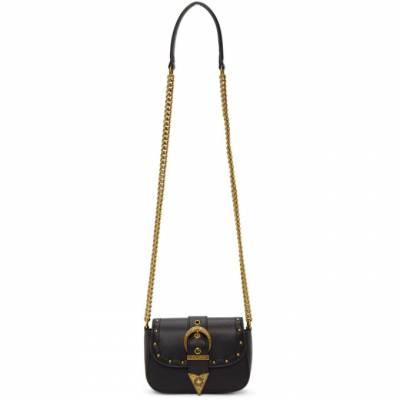 Versace Jeans Couture Black Small Rodeo Buckle Bag EE1VZABD4 E71577 - 1