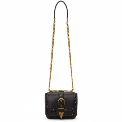 Versace Jeans Couture Black Rodeo Buckle Bag EE1VZABD1 E71577 - 1