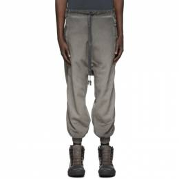 Grey Faded Lounge Pants Boris Bidjan Saberi P9-F092