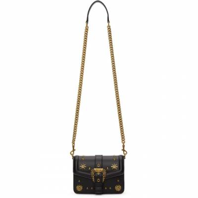 Versace Jeans Couture Black Small Cowboy Buckle Bag EE1VZBBO7E71736E899 - 1