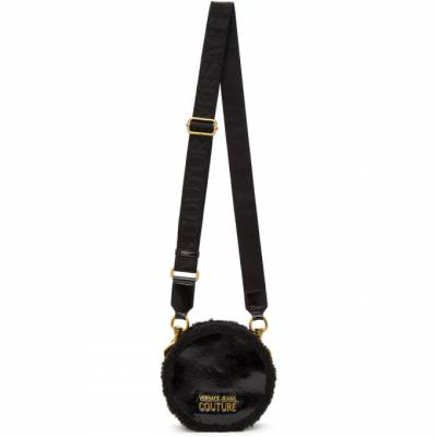 Versace Jeans Couture Black Faux-Leather Sherpa Bag EE1VZBBM4E71733E899 - 1