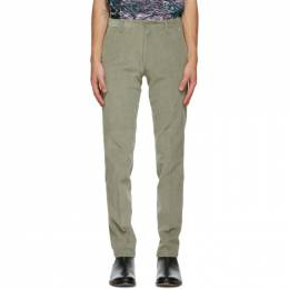Paul Smith Grey Corduroy Trousers M1R-257U-E01169