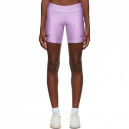 Misbhv Purple Reebok Edition Classic Bike Shorts FT6007