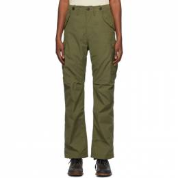 Visvim Green Jumbo Eiger Sanction Cargo Pants 0120205008011