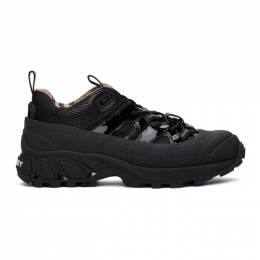 Burberry Black Patent Arthur Sneakers 8035440