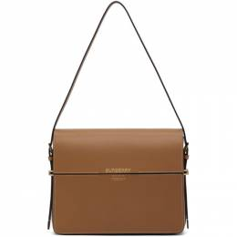 Burberry Tan Large Grace Bag 8032934
