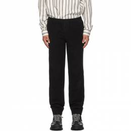 Black Moleskin Twill Pop Trousers Schnaydermans 3100543-01