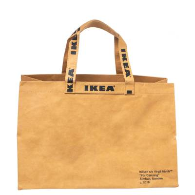 Off-White x Ikea Brown Markerad Sculpture Bag L 331723 - 2