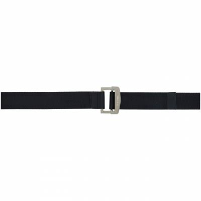 Ambush Black Webbing Buckle Belt BMRB005F20FAB0017210 - 1