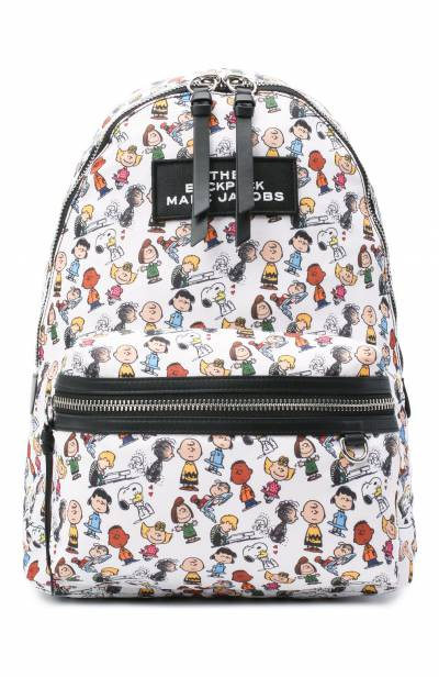 Рюкзак The Backpack large Peanuts x Marc Jacobs MARC JACOBS (THE) M0016562 - 1