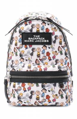 Рюкзак The Backpack medium Peanuts x Marc Jacobs MARC JACOBS (THE) M0016563