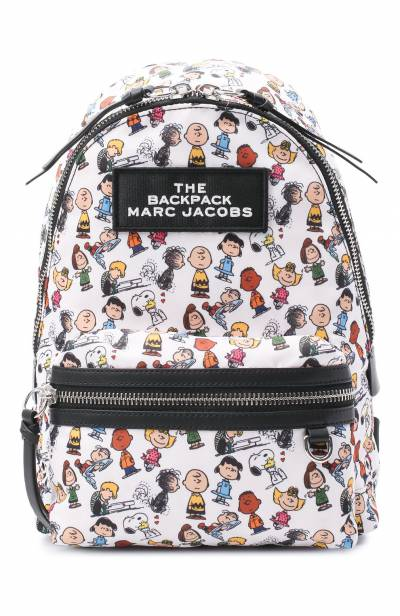 Рюкзак The Backpack medium Peanuts x Marc Jacobs MARC JACOBS (THE) M0016563 - 1