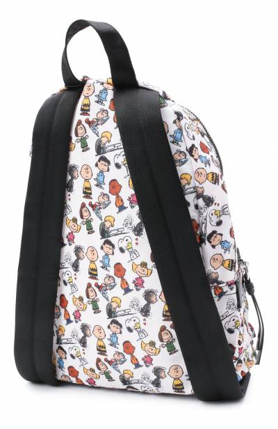 Рюкзак The Backpack medium Peanuts x Marc Jacobs MARC JACOBS (THE) M0016563 - 3