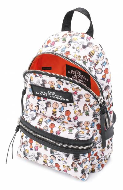 Рюкзак The Backpack medium Peanuts x Marc Jacobs MARC JACOBS (THE) M0016563 - 4