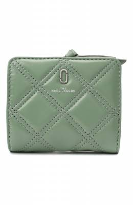 Портмоне The Quilted Softshot MARC JACOBS (THE) M0015781